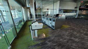 MIA Terminal J remodel by CIC in Miami
