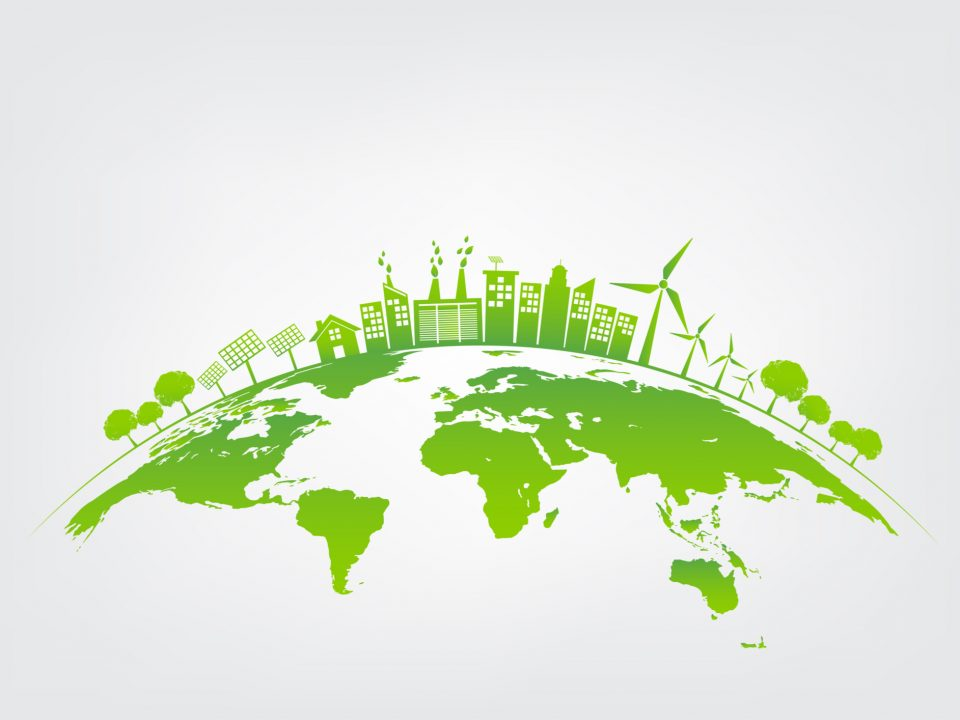 Sustainability in Construction is a Global Pursuit