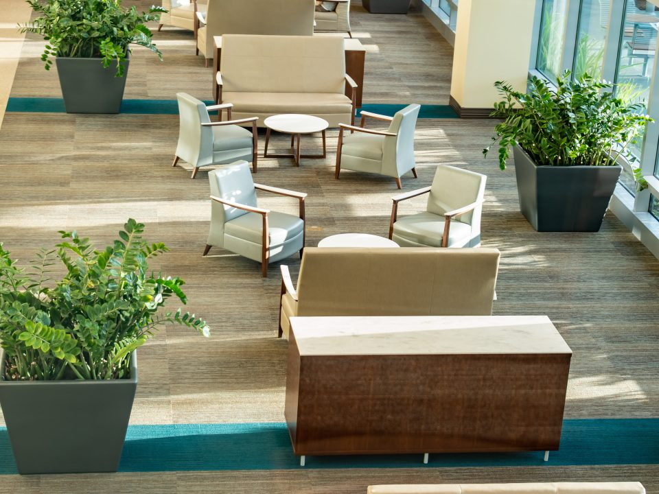 Nature's Renewed Influence On Healthcare Design