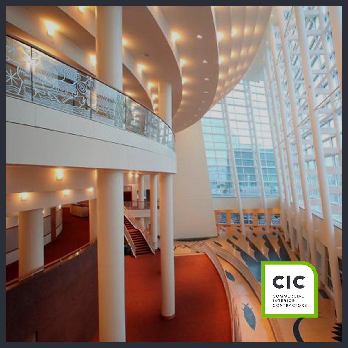 CIC Miami work at the Adrienne Arsht Center