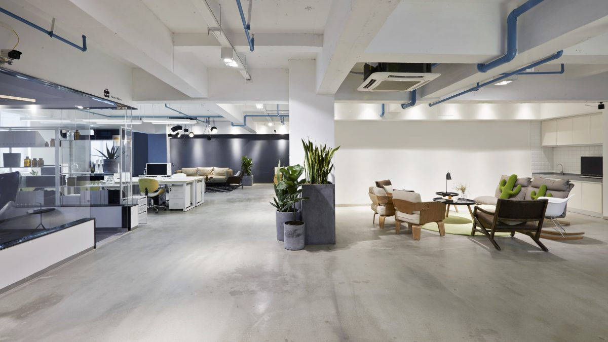 Ideas For Revamping Your Office and Increasing Employee Morale